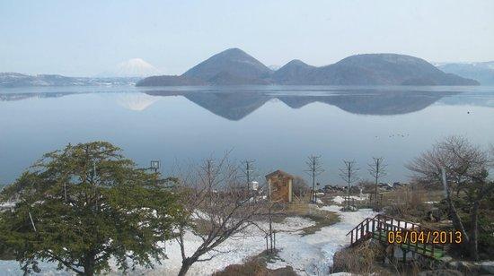 Toya Sunpalace Resort and Spa: 中島