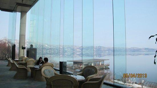 Toya Sunpalace Resort and Spa: 餐廳