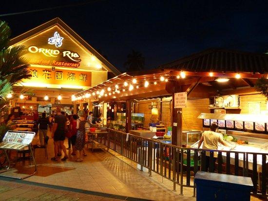 Orkid Ria Seafood Restaurant: Orkid Ria Restaurant