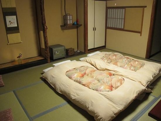 Hokkaikan Ohanabo : room (after diner)