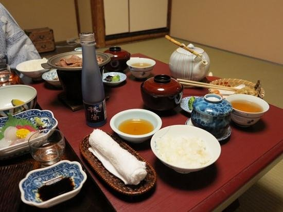 Hokkaikan Ohanabo : diner a must try