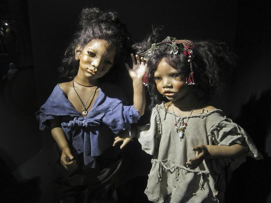 Icod de los Vinos, España: Artlandya DollMuseum