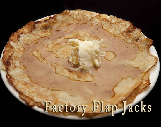 Pancake Factory: Factory Flapjacks