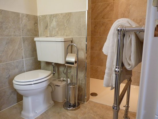 Victoria Square Guest House: Bedroom 6 ensuite shower