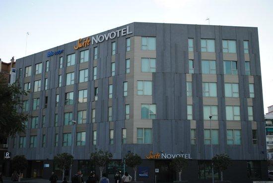 Novotel Suites Malaga Centro: Hotel