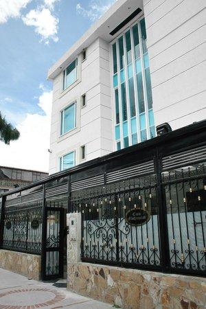 Hotel Casa Mahanaim: Fachada