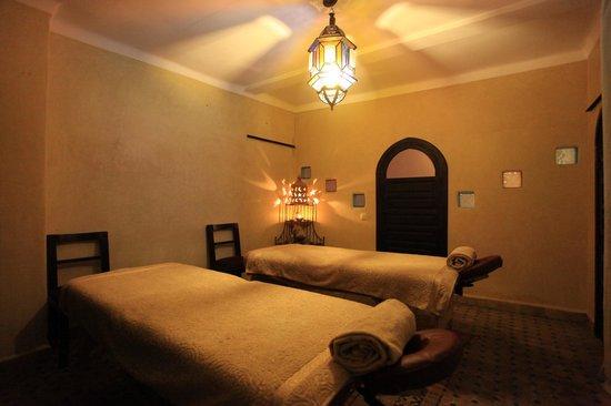 Dar Silsila: Spa Massage