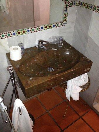 Hosteria Lineros 38 : baño