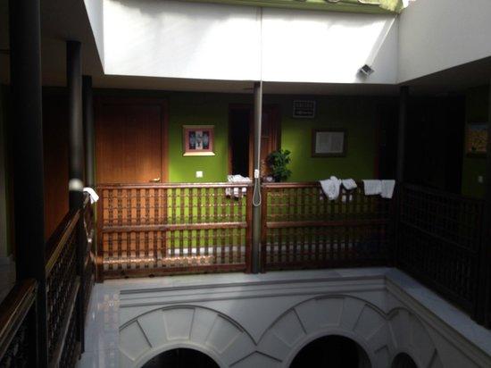 Hosteria Lineros 38 : planta del hotel