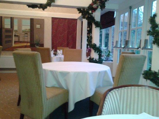 Bowlish House : Dining Room