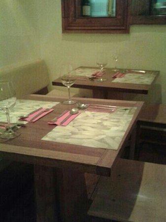 Samsara: el restaurant