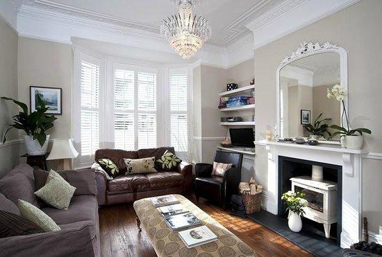 Cavendish Lodge: Living Room