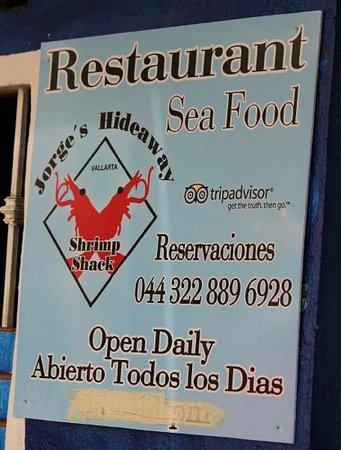 Jorge's Hideaway Shrimp Shack: You'll find this family-run restaurant at the south end of Zona Romantica