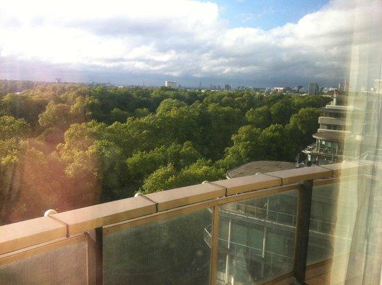 London Hilton on Park Lane: View