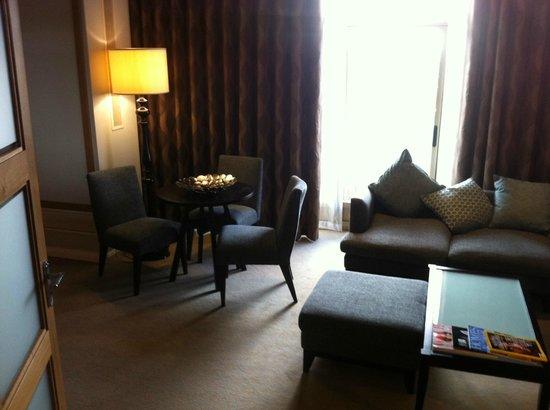 London Hilton on Park Lane: Our Suite