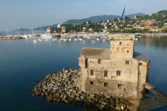 Italia e Lido Hotel: view from terrace