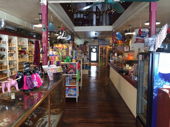 Ellicottville Country Store & Antiques: All kinds of stuff to choose from