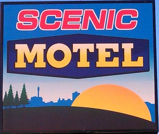 Moncton Scenic Motel: Logo