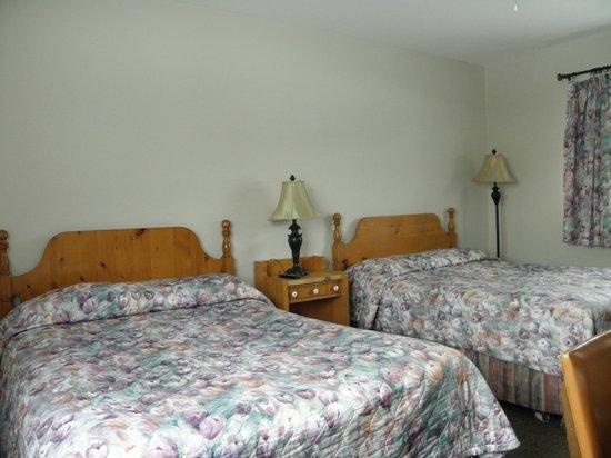 Moncton Scenic Motel: Room 3