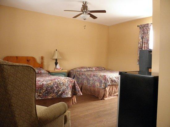 Moncton Scenic Motel: Room 2