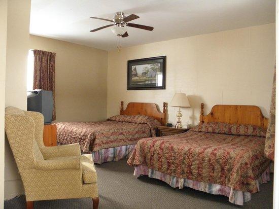 Moncton Scenic Motel: Room 5