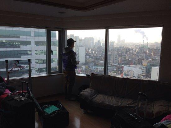 Hongdae Guesthouse.
