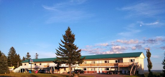 Moncton Scenic Motel: Grounds