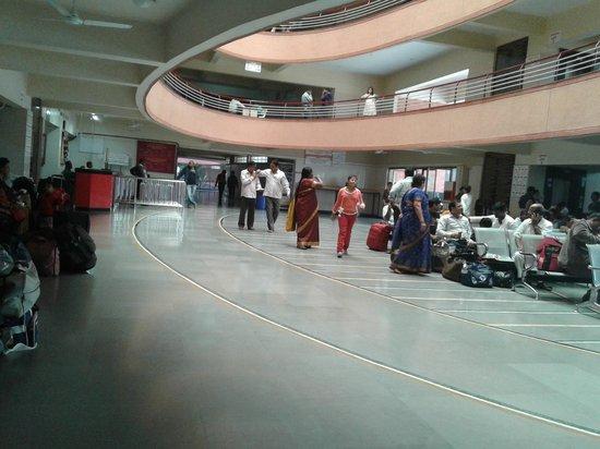 Dwarawati Bhaktiniwas: Enterance Lobby
