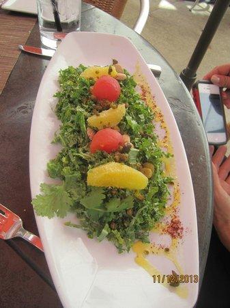 The Mission: Kale Salad