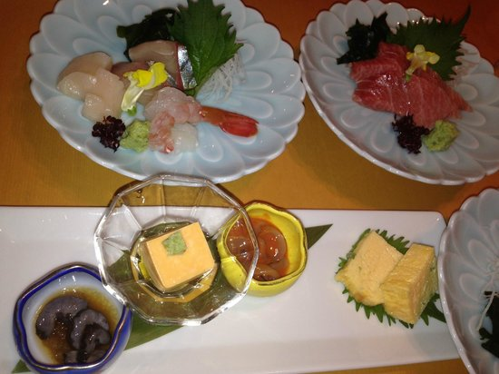 Ajikaido Gojusantsugi: sea cucumber