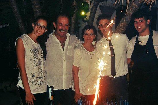 Montecorvo: Famiglia Monti