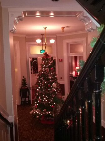 The Priory Hotel: Grand Staircase