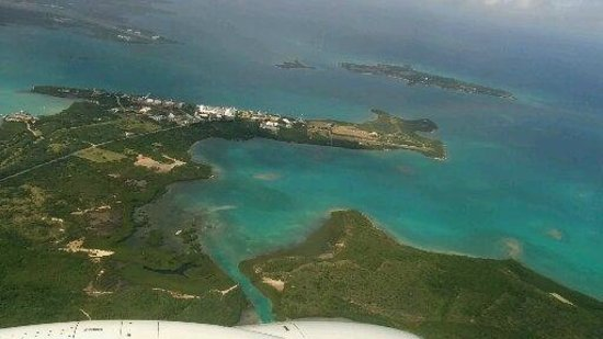 Cocobay Resort : arrival in Antigua