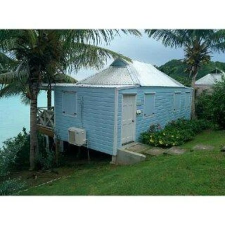 Cocobay Resort : Fungee room (premium waterfront suite)