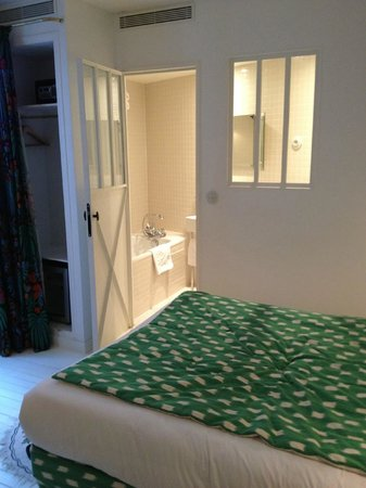 Hotel du Temps : Room