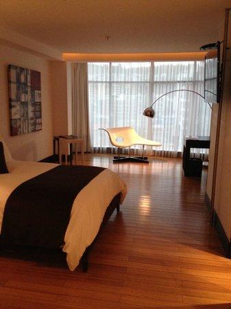Le Parc Hotel: Room
