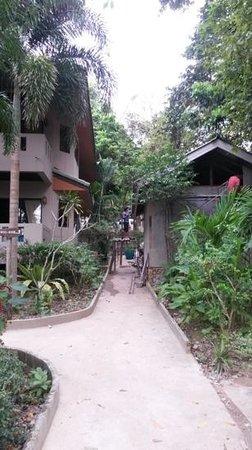 Anda Lanta Resort: bouwwerkzaamheden