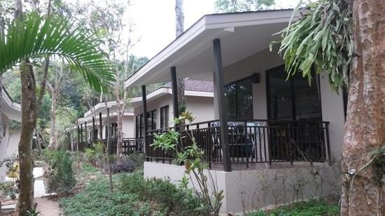Anda Lanta Resort: garden villa