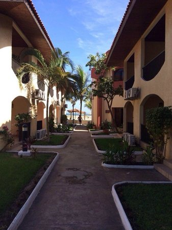 Ocean Bay Hotel & Resort : Hotel Rooms