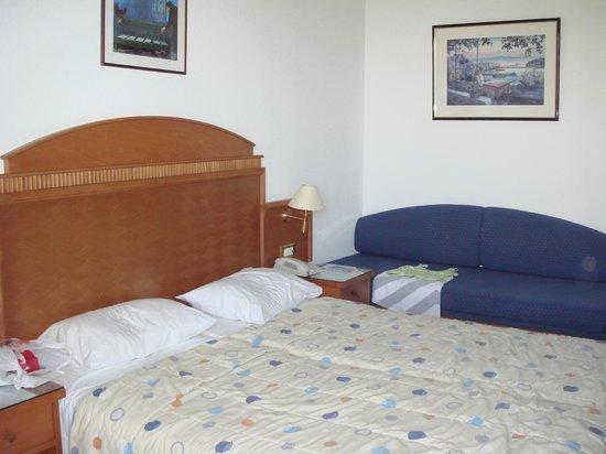 Blue Horizon Hotel: номер