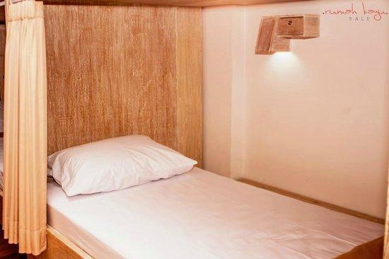 Rumah Kayu Bali: bed dorm