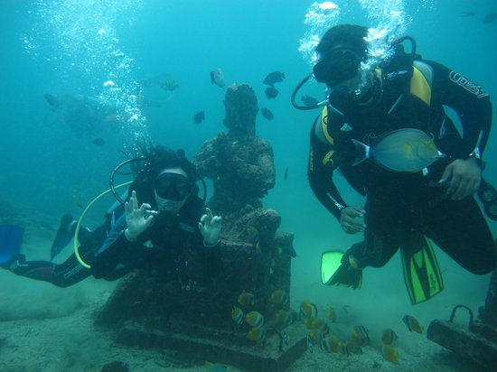 Bali Scuba Masters: Recommended Spot for a Beginner