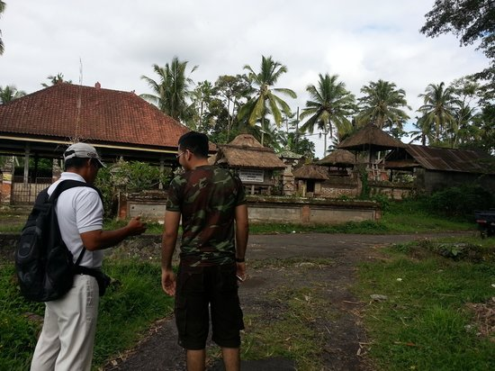 Ashoka Tree Resort Ubud : during our morning walk