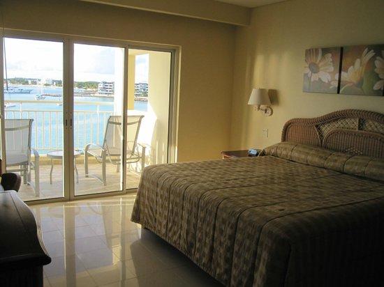 The Villas at Simpson Bay Beach Resort & Marina : 512A bedroom
