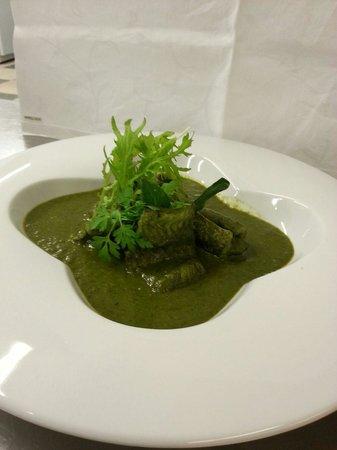 B&B Soetemin: De paling in 't groen was supper