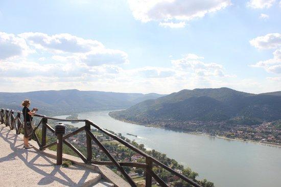 Visegrád Citadel : Panorama