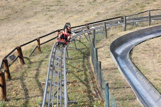 Visegrad Bobsled Track