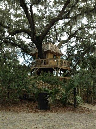Montage Palmetto Bluff: Treehouse