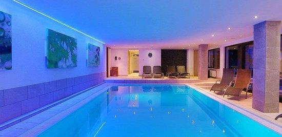 Hotel Garni Fiegl Apart : Hallenbad