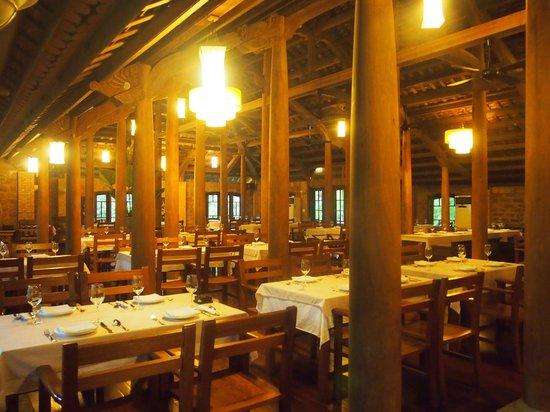Pilgrimage Village : Dining Room